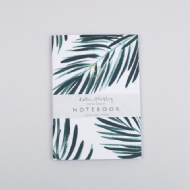 Katie Housley Palm Gold Notebook